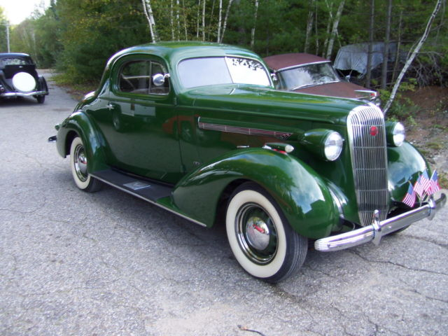 1936 buick 3 window coupe restored for sale in meredith