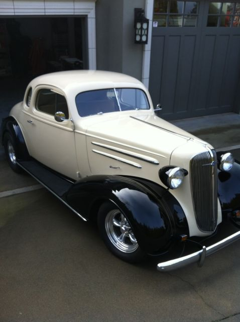 1936 chevrolet 5 window coupe classic hotrod for sale in for 1936 chevy 5 window coupe