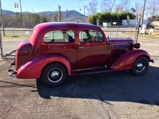 1936 chevy 2dr sedan for 1936 chevy sedan 4 door