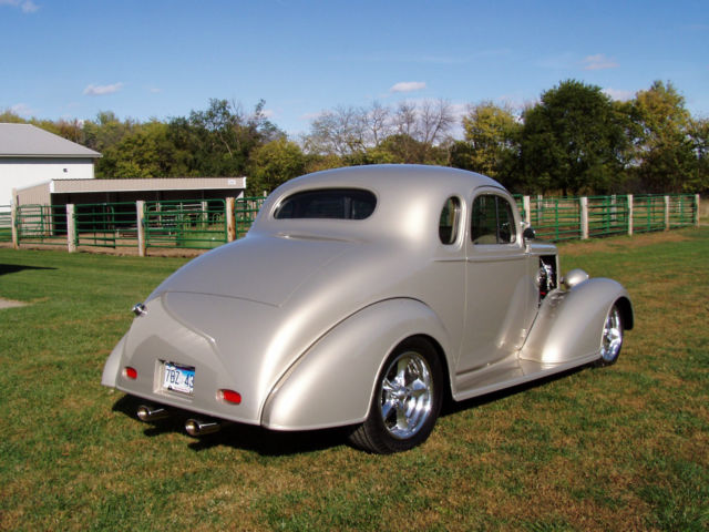 1936 Chevy Coupe Street Rod For Sale In Scottsdale