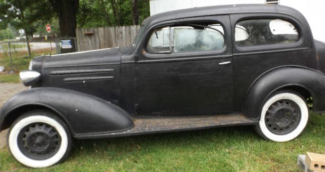 1936 chevy master sedan 2 door original condition no for 1936 chevrolet 4 door sedan