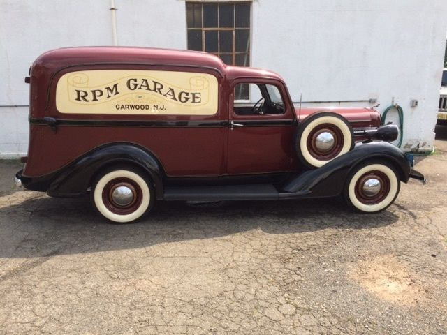 Healey Brothers Used Cars >> 1936 Dodge Humpback Panel. 1/2 ton