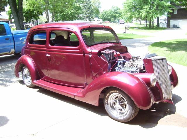 1936 ford 2 door custom humpback sedan for sale in for 1936 ford 2 door sedan