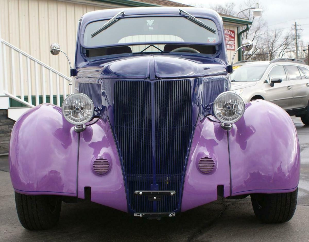 1936 ford 5 window coupe street rod for 1936 5 window coupe