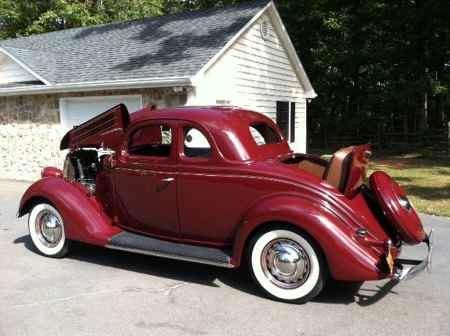 1936 ford 5 window coupe with rumble seat for sale in for 1936 ford 5 window coupe for sale