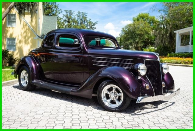 1936 Chevy 5 Window Coupe