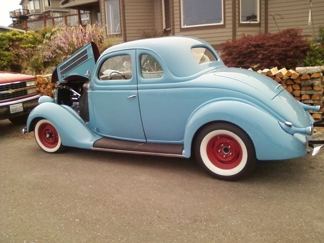1936 Ford Five Window Coupe Hot Rod For Sale In Spokane