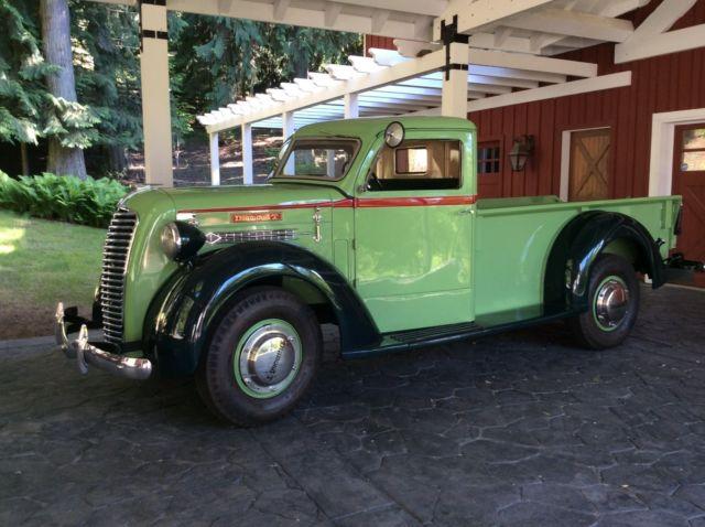 1936 Model 80 Deluxe Diamond T Truck for sale: photos ...