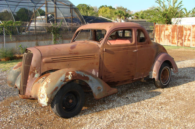 1936 Plymouth Deluxe 5 Window Coupe 1960 S Hotrod Barn