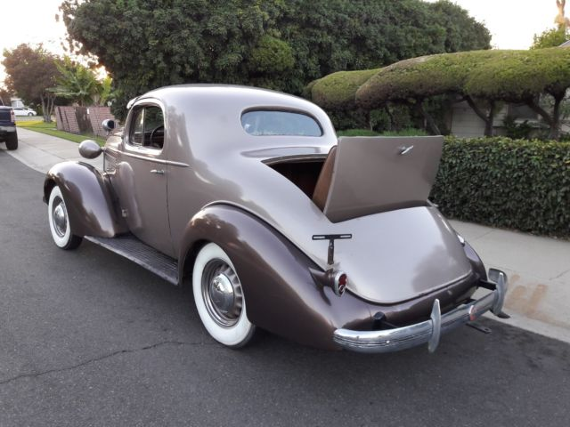 Used Chevy Volt For Sale >> 1936 Pontiac 3 Window Coupe w/factory rumble seat-1935 1937 1938 1939 ford chevy for sale ...