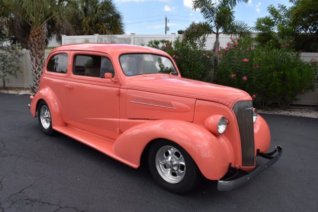 1937 chevrolet 2 door sedan 0 coral 2 door sedan 350 c i for 1937 chevy 2 door sedan