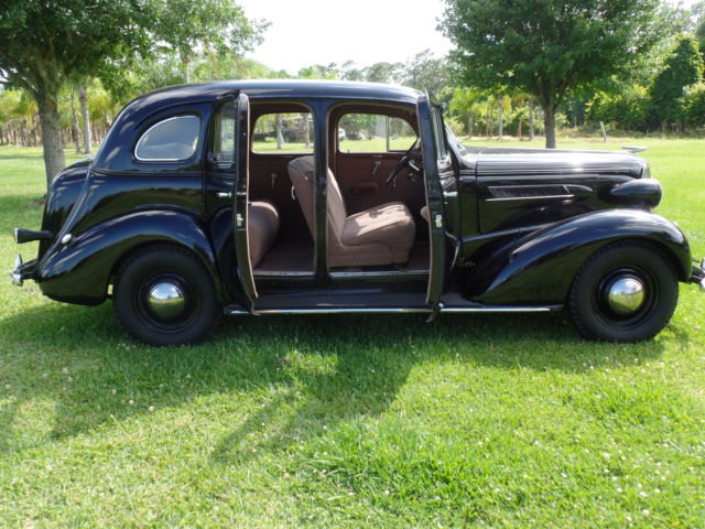 1937 chevrolet master deluxe 4 door 1935 1936 1937 1939 original for sale in san jose. Black Bedroom Furniture Sets. Home Design Ideas