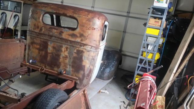 1937 chevrolet truck, rat rod, street rod, cab, chassis ...