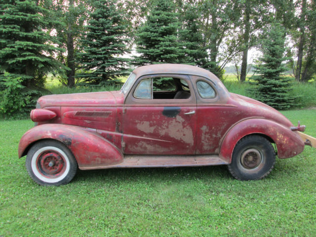 1937 1938 Chevy Coupe For Sale Project Autos Post