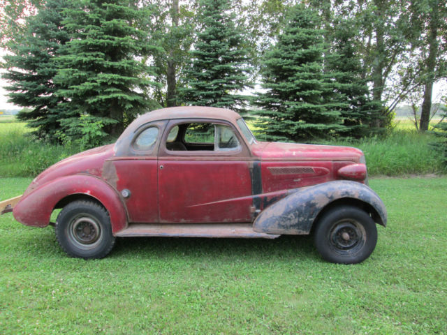 1937 Ford Project Car For Sale.html | Autos Weblog