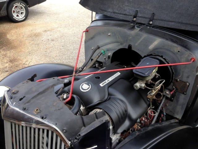 1937 Chevy Pickup Ls Conversion Lq9 6 0 Everyday Driver