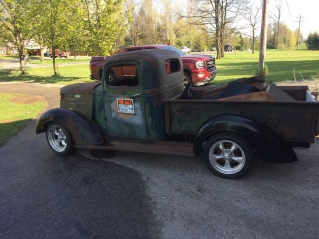 Used Chevy Traverse >> 1937 chevy pickup truck classic collector project for sale: photos, technical specifications ...