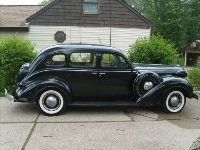 RM Sotheby's - 1937 Chrysler Imperial Rumble Seat Coupe ...  |1937 Chrysler Imperial