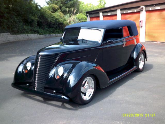1937 ford slantback blue black 2 door excellent for 1937 ford 2 door slant back