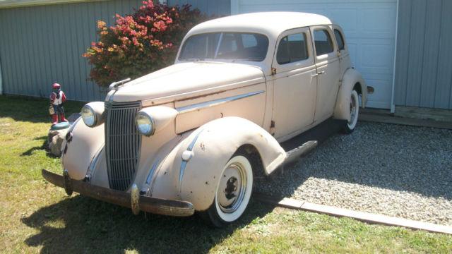 1937 nash ambassador 4dr. SUICIDE DOORS for sale in