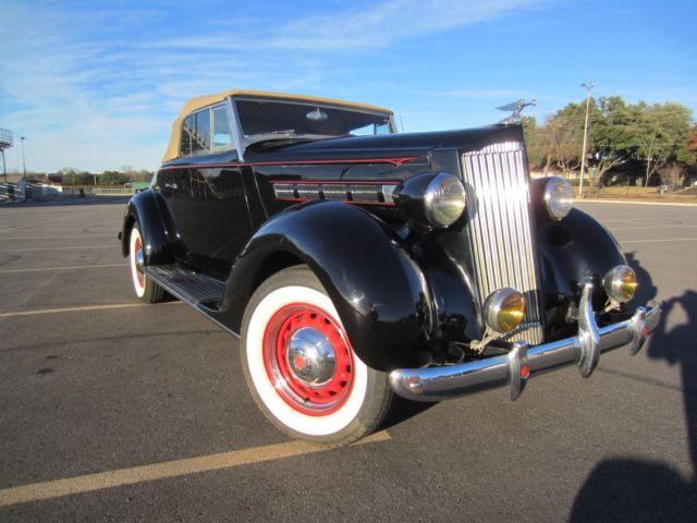 1937 Packard Convertible Sedan Trunk Related Keywords