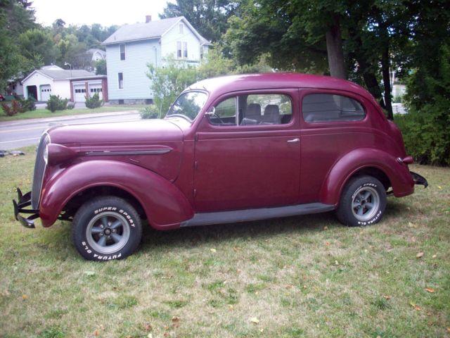 1937 plymouth 2 door sedan chevy v8 350 gasser rat for 1937 plymouth 4 door sedan