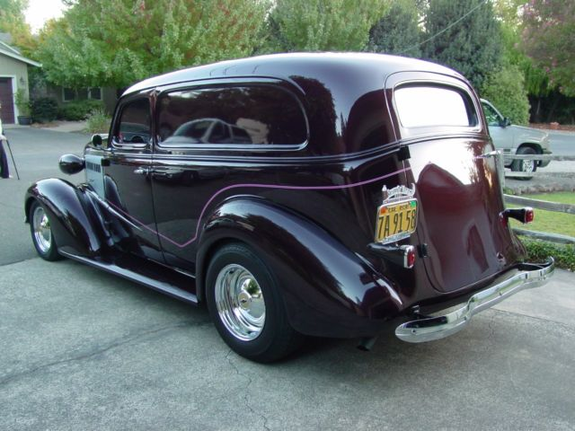 1938 Chevrolet Sedan Delivery 383 Overdrive Ac