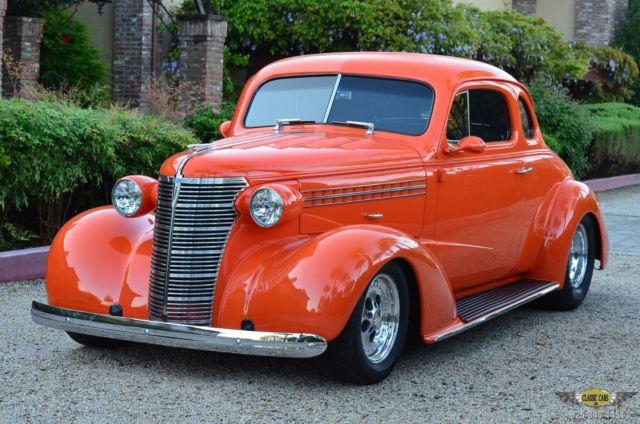 1938 chevy coupe rare lifetime california car totally restored show level car. Black Bedroom Furniture Sets. Home Design Ideas