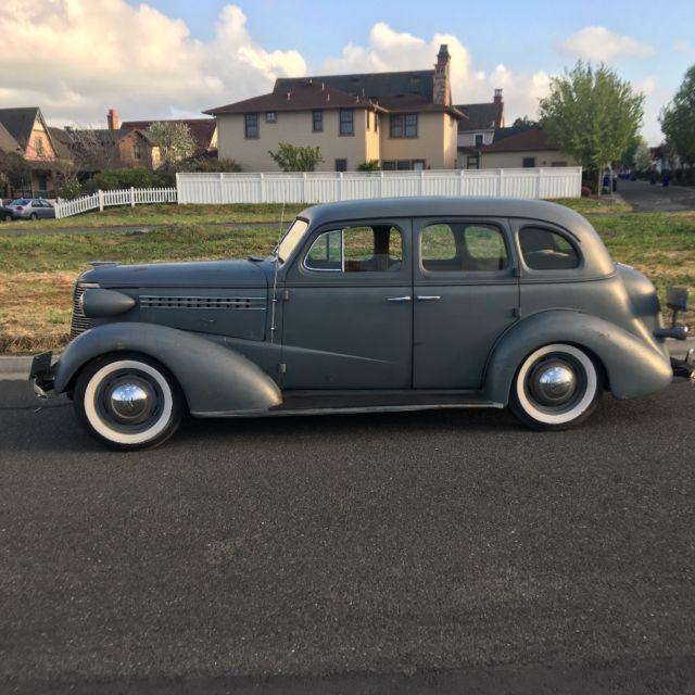 1938 chevy four door sedan for 1938 chevrolet 2 door sedan