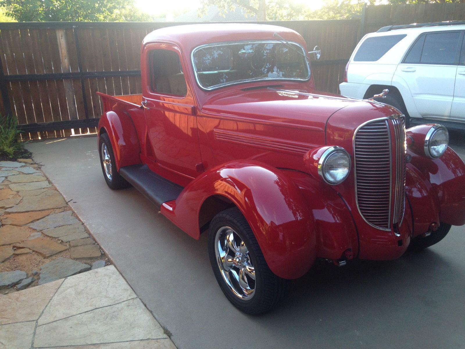 1938 Dodge Pickup Truck Garage Kept Collector Classic