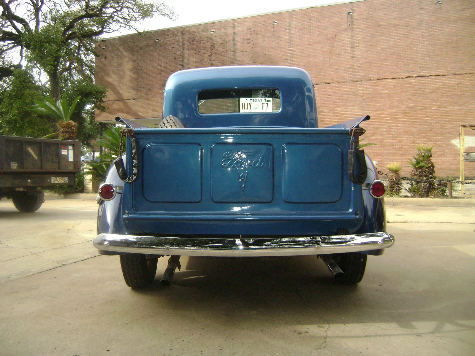 1938 ford pickup truck pickups texas states united baytown