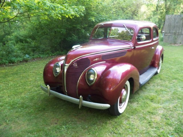 1938 ford sedan deluxe no reserve auction for 1938 ford 4 door sedan