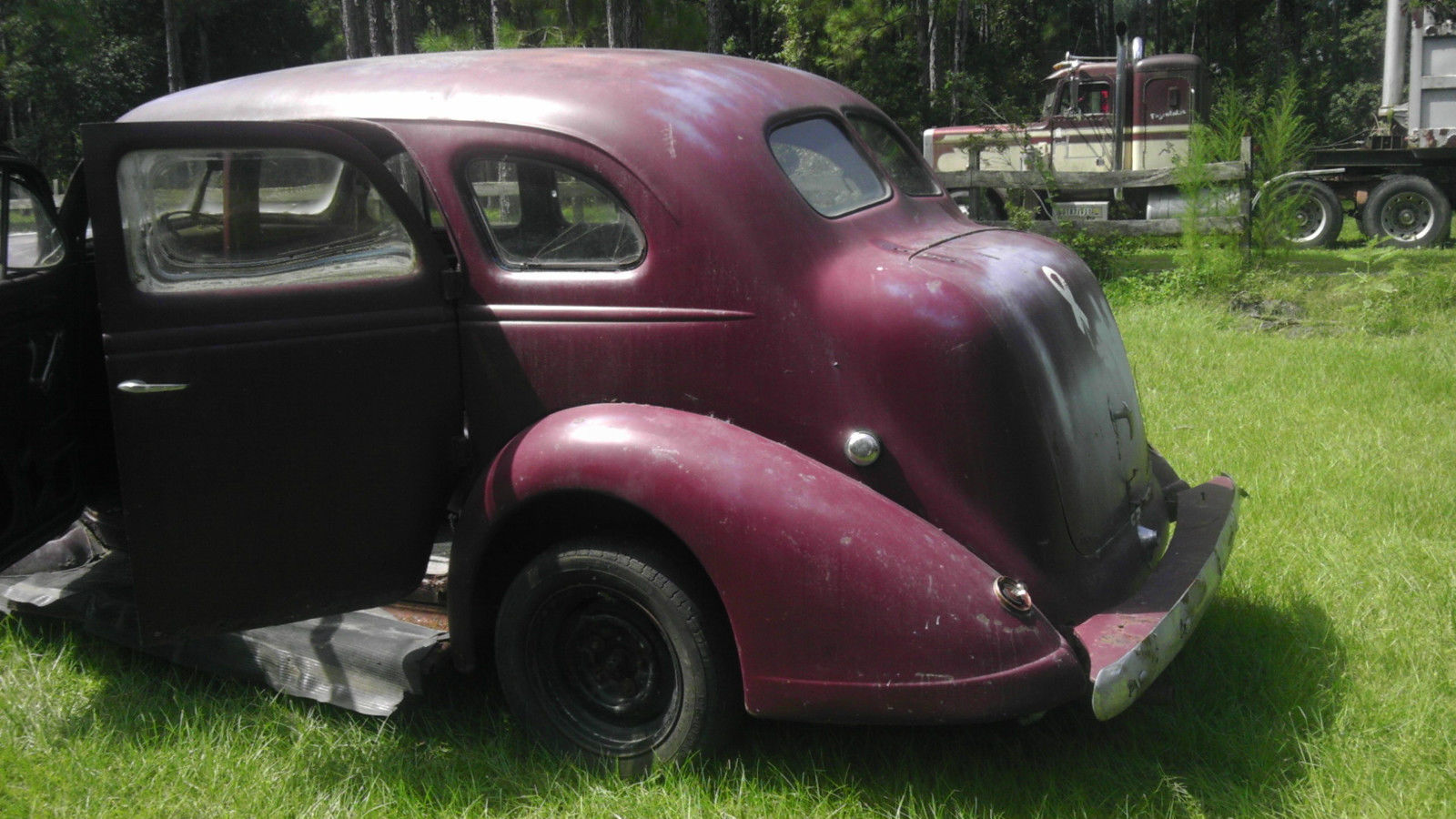 1938 Nash Lafayette For Sale In New Smyrna Beach Florida