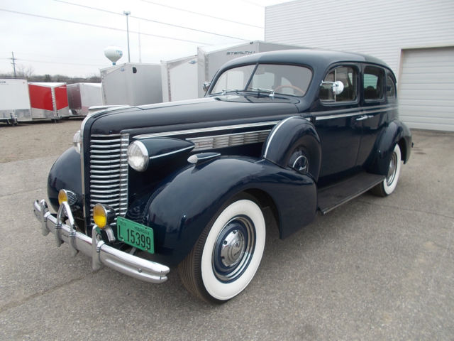 1938 Buick Special Series 40 Fbk Sedan For Sale In Monroe Michigan United States For Sale Photos Technical Specifications Description