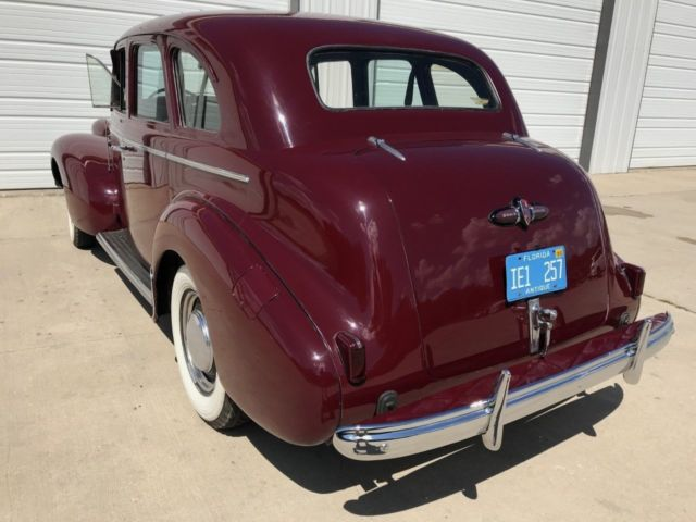 Buick Super Suicide Doors Straight Engine Fully Restored In