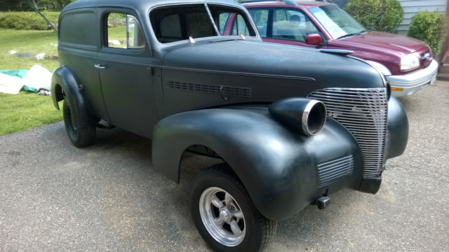 1939 Chev Sedan Delivery Gasser Street Rod Rat Rod