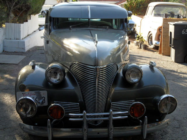 1939 Chevrolet Master Deluxe 4 Dr Sedan For Sale In Los