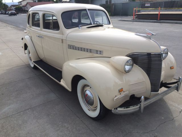 1939 Chevrolet Master Deluxe Suicide 4 Door 1937 1938 For