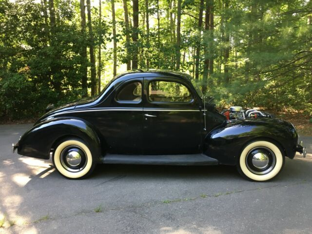 1939 Ford 5 Window Deluxe Coupe Flathead V8 Hot Rod Custom