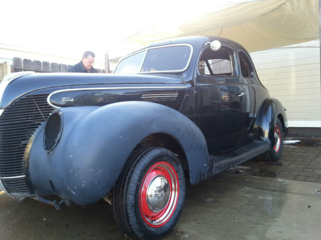 1939 ford coupe project 1932 1940 ford for sale in friant california united states. Black Bedroom Furniture Sets. Home Design Ideas
