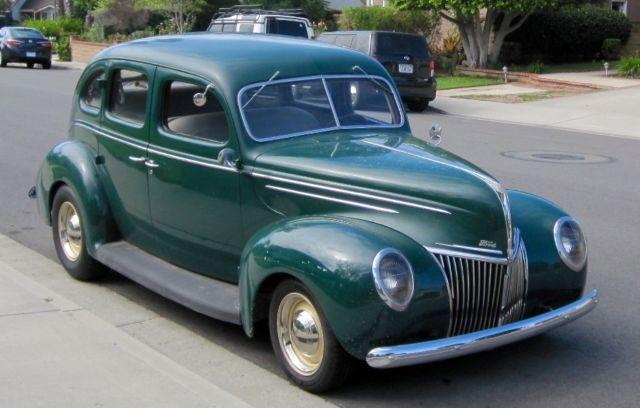 1939 ford deluxe 4 door sedan no reserve for sale in for 1939 ford deluxe 4 door sedan