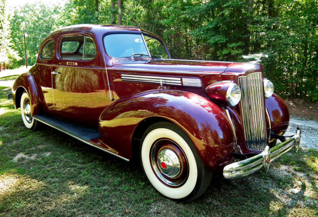 1939 Packard Standard Eight Club Coupe For Sale In