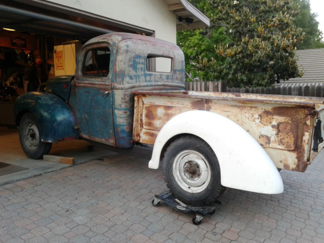 1940 1941 ford truck for sale in claremont california united states for sale photos technical specifications description classiccardb com