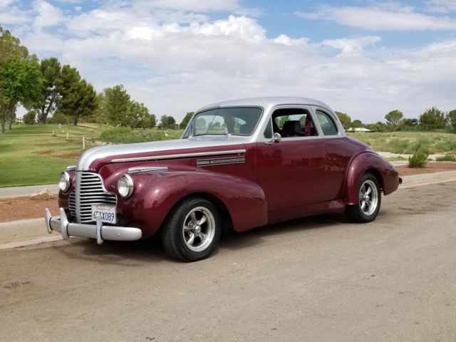 Gm 700r4 Transmission >> 1940 Buick Coupe (Hot Rod, Street Rod)