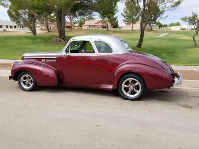1940 Buick Coupe Hot Rod Street Rod For Sale Photos