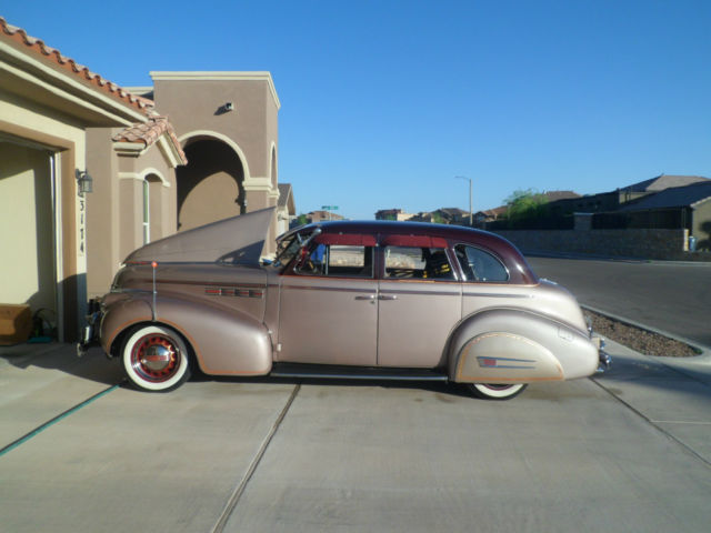 1940 Buick Special 41 Series 1939 Chevy Bomb 1940s Lowrider