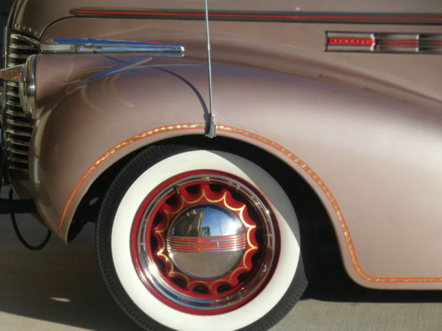 1940 Buick Special 41 Series 1939 Chevy Bomb 1940s