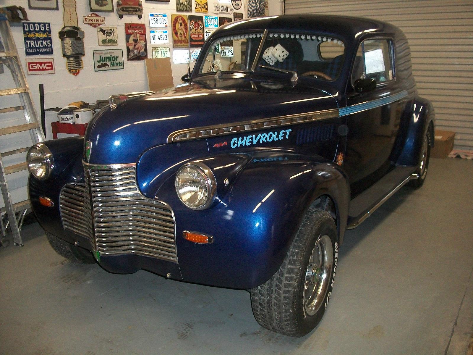 1940 chevrolet 2 door special deluxe street rod for sale for 1940 chevy 2 door