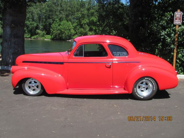 1940 chevy 2 door buisiness coupe for 1940 chevy 2 door
