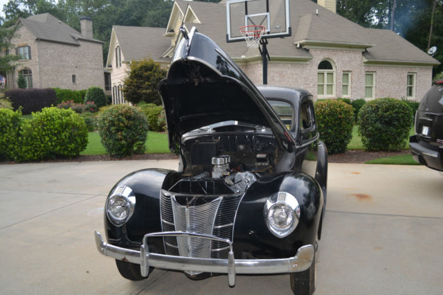 1940 ford deluxe 2 door sedan for sale in marietta for 1940 ford deluxe two door business coupe